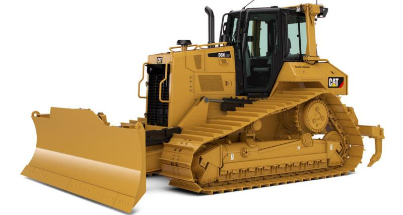 Caterpillar D6 XL