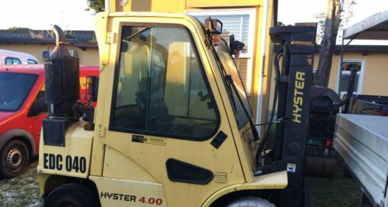 HYSTER - H4.00XMS
